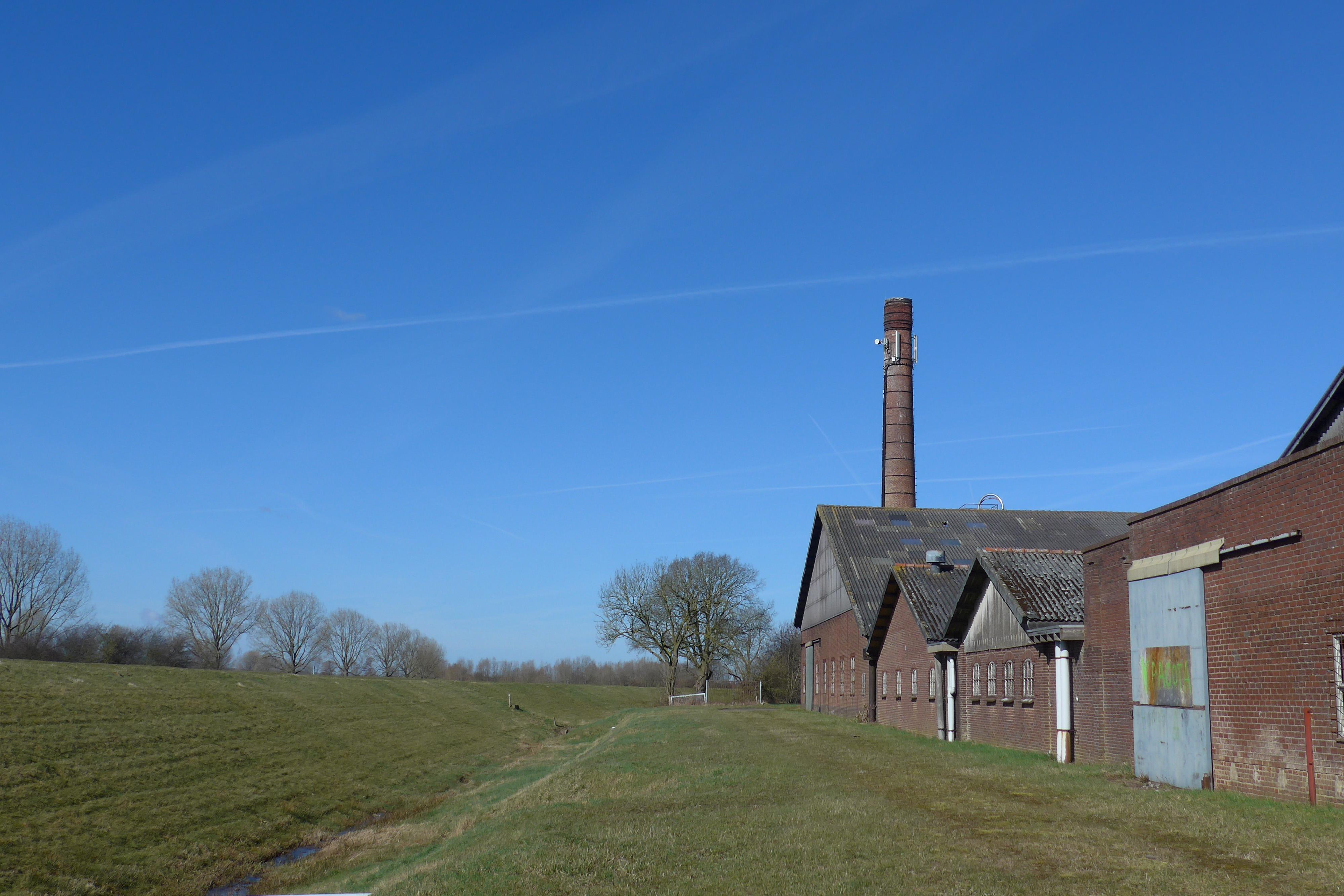 Herontwikkeling steenfabriek Milsbeek