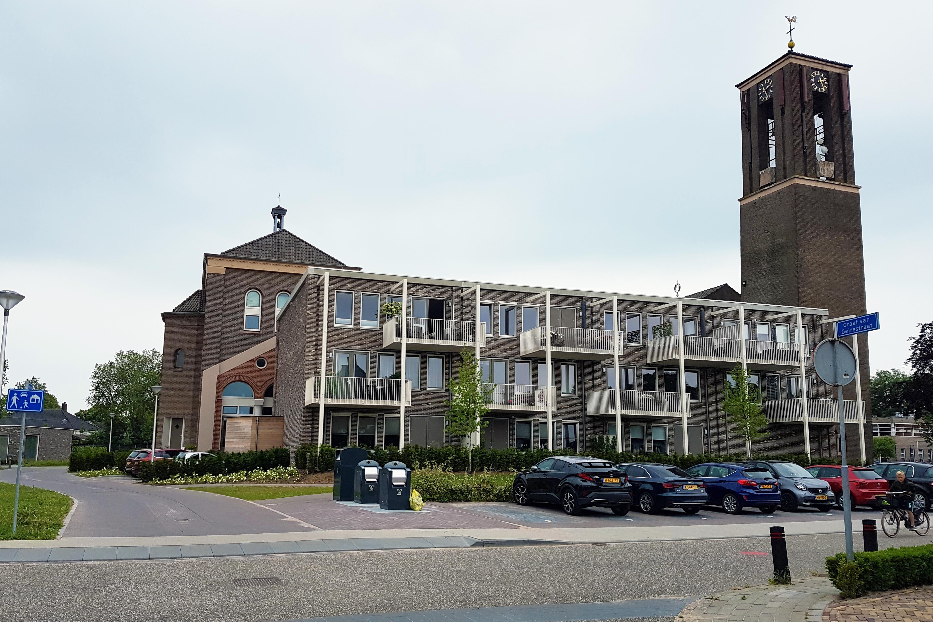 Transformatie Martinuskerk Gendt